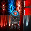 Lumière principale mobile de faisceau de grand d'oeil de LED de rotation kaléidoscope de panneau