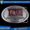 Inarcamento di cinghia d'ottone dell'oggetto d'antiquariato su ordinazione di marchio 3D