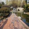 Alloy 알루미늄 5 가로대 Household Folding Ladder