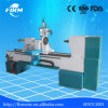 Diametro 300mm, scala Hanerail di lunghezza 1500mm e rete fissa e macchina di legno del tornio della colonna