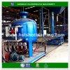 ガスの管の内部の磨くサンドブラスティング装置