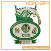 L'émail dur Expoxy médaille de métal pour Souvenir (YB-M-005)