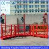 Plate-forme de travail suspendue électrique de plate-forme pour la région de construction