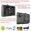 5.0 de  Androïde OS Digitale Videorecorder DVR van de Auto met Androïde 4.4 OS, GPS Navigatie; 2.0mega de Camera van de auto, het Parkeren Camera; PC van de Tablet van de multi-aanraking