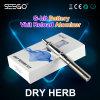Aanstaande die Vape Producten Seego in Verstuiver van de Pen van Vape van het Kruid van China de Droge wordt gemaakt