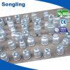 Protezione del Coprire-Metallo dell'isolante di vetro e Pin con Hot-DIP galvanizzati