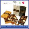 Boîte de papier de empaquetage à chocolat exquis du cadeau 2017