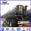 D'asphalte de transport de réservoir remorque semi (38m3)