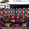 Höhe erneuern farbenreiche LED-Bildschirm-Video-Wand