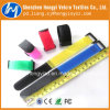 Nastro di nylon variopinto del Velcro di alta qualità di 100% per collegare/fascetta ferma-cavo