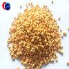 Colore giallo di plastica Masterbatch con l'elemento portante dell'HDPE/LDPE