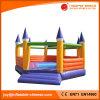 子供のおもちゃ(T2605)のための膨脹可能な六角形の弾力がある城
