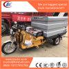 Mini vehículo de alta presión del coche de la limpieza 600liters del motor 3wheels