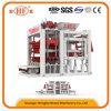 Qt12-15f Machine de fabrication de blocs de briques en béton entièrement automatique