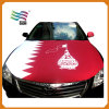 Banheira de vender tecido stretch carro bandeira das Tampas do Capô do Motor com designs personalizados (HYCH-AF025)