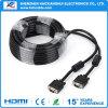 Shenzhen-Hersteller VGA-Kabel mit Magnet-Ring