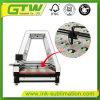 Machine de découpe laser avec High-Altitude Appareil photo pour l'impression textile