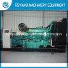 Cummins привело тепловозный генератор в действие 565kw/705kVA 575kw/720kVA 585kw/730kVA