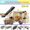 Vollautomatische hydraulische Farbe, die den Ziegelstein-Block herstellt Maschine pflastert