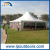 10X10m im Freien Luxuxfestzelt-PagodeGazebo mit Glaswand