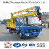 18m Yuejin Euro4 공중 적재용 트럭