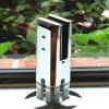 Nach Maß erstklassiger Edelstahl-Zapfen der Material-316/Glasschelle