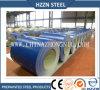 La toiture en acier enduite de couleur couvre (PPGI)