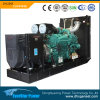 Генератор Genset электричества тепловозный производя установленный звукоизоляционный молчком домашний