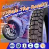 ISO9001, Hochleistungs-, haltbarer Motorrad-Gummireifen 3.00-10