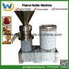 Burro di arachide industriale dell'acciaio inossidabile che rende ad alimento la macchina coloida della smerigliatrice