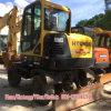 Excavatrice à roues utilisé Hyundai Hyundai 60W (6T) pour la vente d'excavatrice de roue