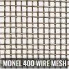 Изготовление и поставщик ткани провода Monel 400 в Китае