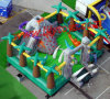 Dragon gonflable Funcity/Funcity/Castle gonflable