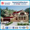 新しい普及した軽い鉄骨構造の別荘