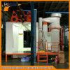 Recuperação Multi Ciclone segundo revestimento em pó de plástico PP cabine de spray