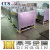 IBC Tank - 1000 Litros con marco de acero al carbono