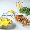 Piatto di vetro di cottura, cristalleria, Bakeware di vetro (DSCN3461)