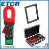 죔쇠 에 지상 저항 검사자 (ETCR2000+)