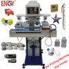 Machine d'impression multi complètement automatique de garniture de pièce en argent de couleur d'En-C160/4s