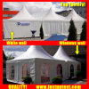 Hohe Spitzegazebo-Zelt in Zimbabwe Lusaka Ndola Kitwe für Mieten