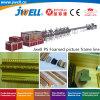 Jwell-PS Espuma de estrutura de linha de extrusão máquina de fazer as máquinas