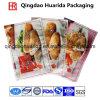 Saco de embalagem de plástico com plástico composto de alimentos personalizados para alimentos