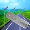 Nuevo Producto para 2015 Luz Solar de Calle Integrado / Todo en Uno Hecho en China