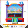 Casa inflable modificada para requisitos particulares de la despedida del castillo de la gorila inflable