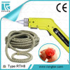 Tagliatrice di gomma della corda di calore caldo del CE