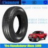 neumático radial de 185r15c litro con el neumático radial semi de acero del GCC