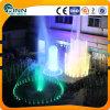 Le modèle d'usine font le grand jardin de fontaine de décoration d'acier inoxydable