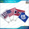 Bandera de la ventana del coche de la calidad 3ply (A-NF08F06015)