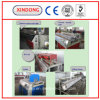 Animaux / PVC / PP / PE / PC / ABS Fiche machine feuille / plastique