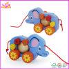 2014 nouveau Kids Wooden Toy Animal, Popular Children Wooden Toy Animal et Hot Selling Baby Wooden Toy Animal (W05B034)
